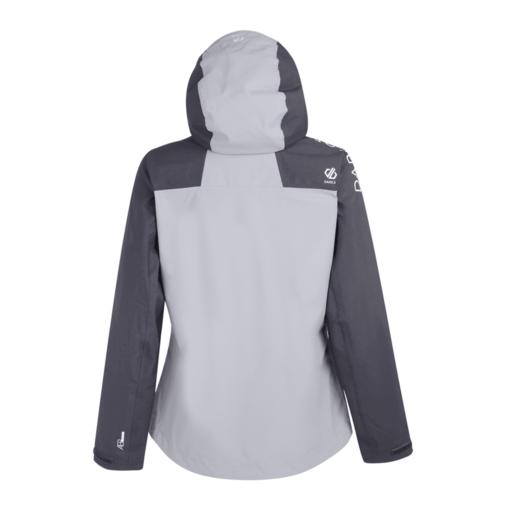 Dare 2b Women's Sierra Jacket – Ebony Grey / Cloudy Grey