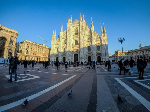 50 Hours in Milan