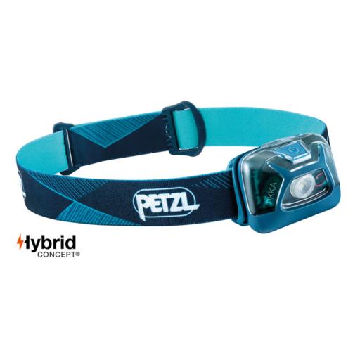 Petzl Tikka 300 Lumen – Blue