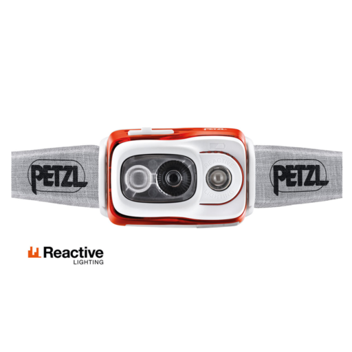 Petzl Swift RL 900 Lumen  – Orange