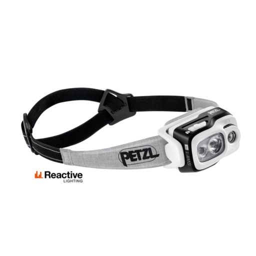 Petzl Swift RL 900 Lumen  – Black
