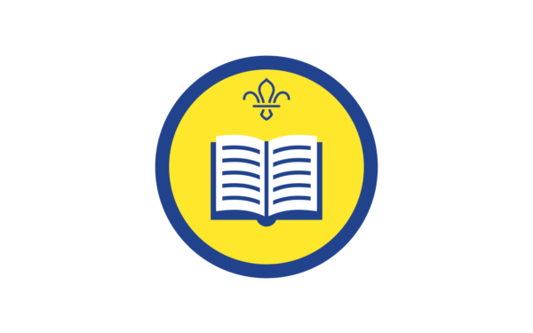 Beavers Book Reader Activity Badge