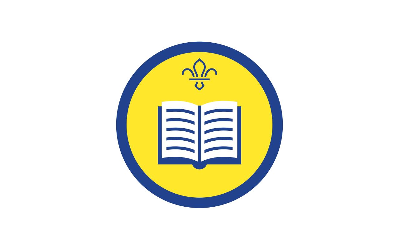 Beavers Book Reader Activity Badge