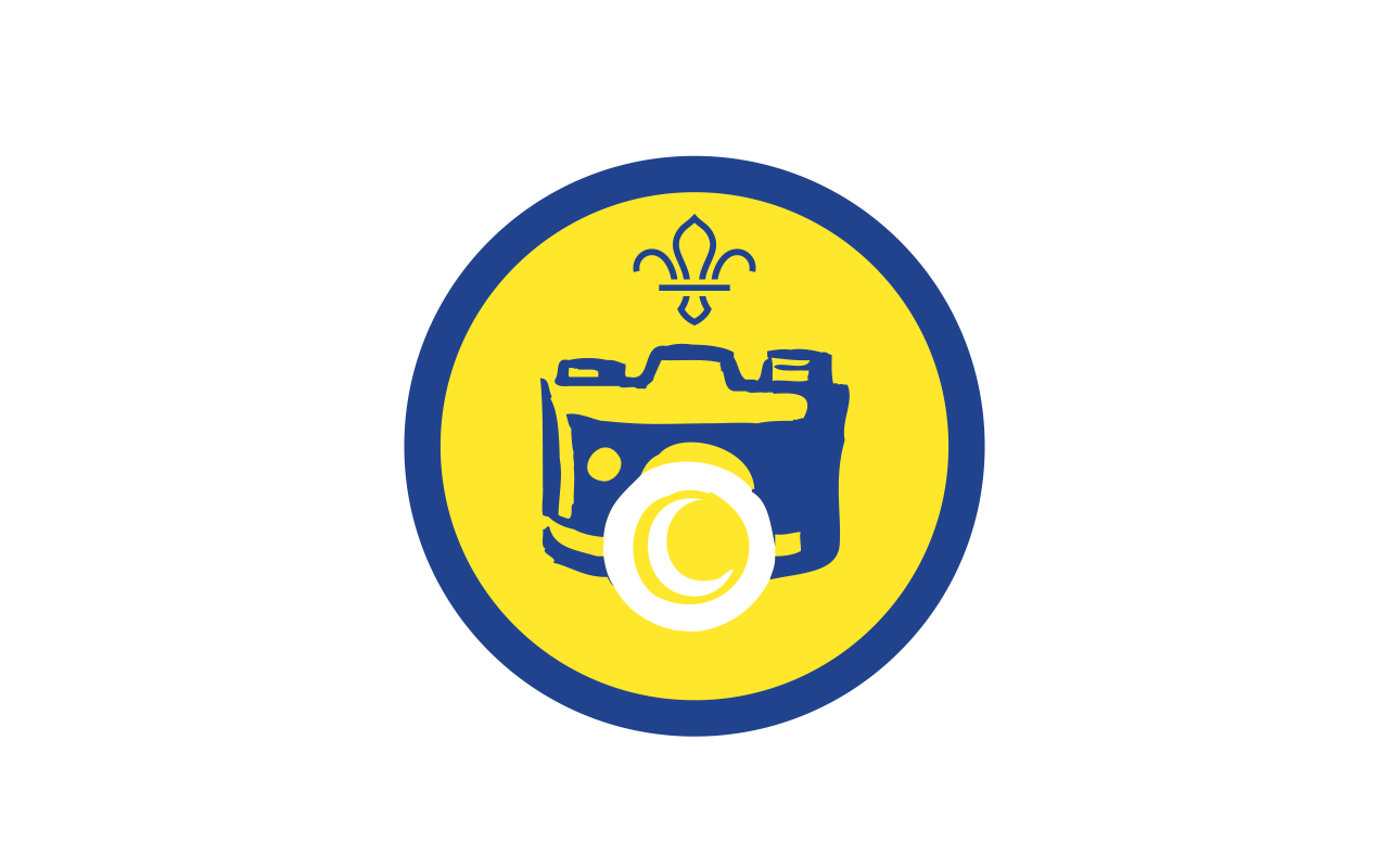 Beavers Photographer Activity Badge
