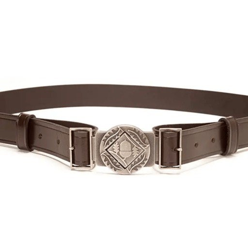Young Leaders Belt and Buckle
