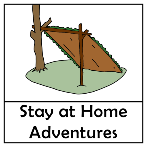 Project X Stay at Home Adventure – Shelter Building Kit