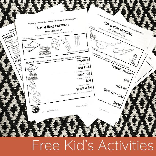 Free Kid's Activities