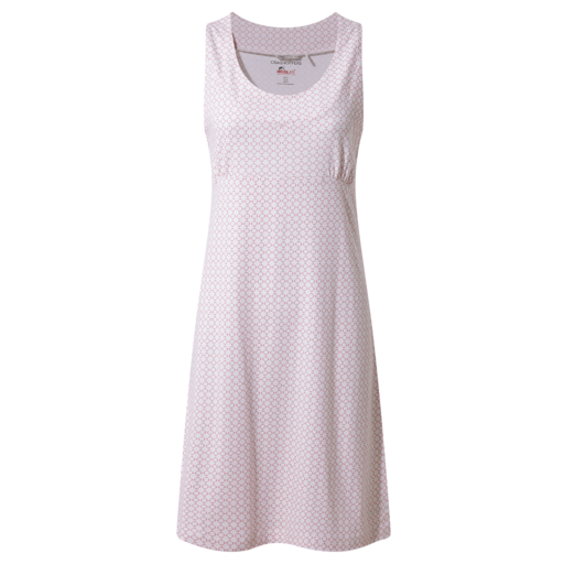 Craghoppers Women's NosiLife Sienna Dress – Rosette Print