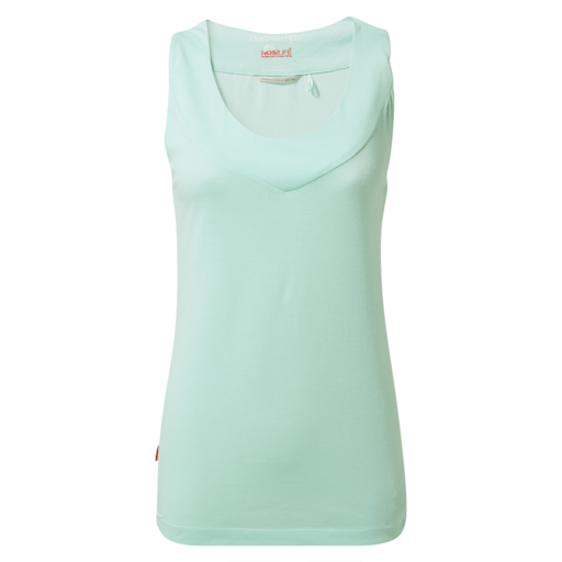 Craghoppers Women's NosiLife Allesa Vest Top – Capri Blue
