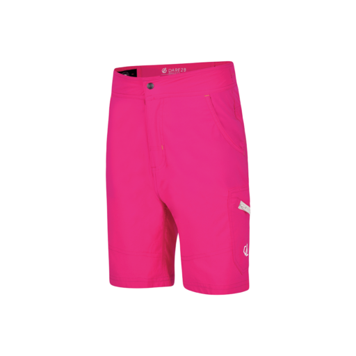 Dare 2b Kid's Reprise Lightweight Walking Shorts – Cyber Pink