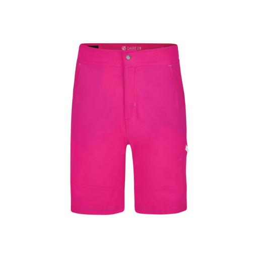 Dare 2b Kid's Reprise Lightweight Walking Shorts – Cyber Pink