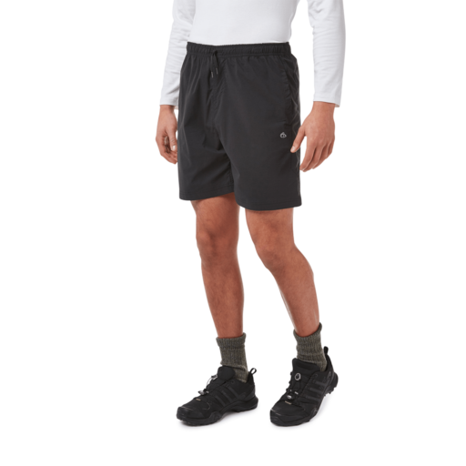Craghoppers Men's NosiLife Antonio Short – Black