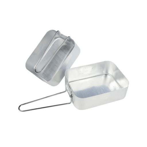 Regatta Mess Tin Set – Silver