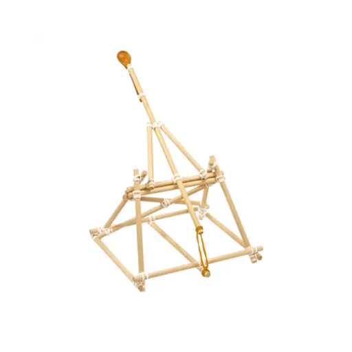 Mini Pioneering Kit – Roman Catapult Scouting Gift