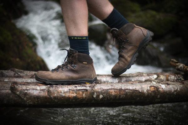 Eco Friendly Teko Hiking Socks