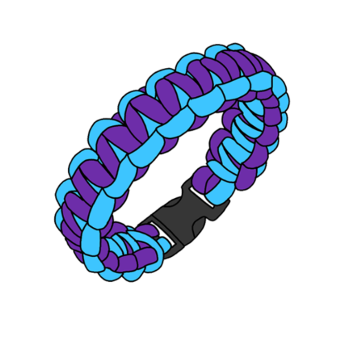 Project X Bracelet Paracord Craft Kit