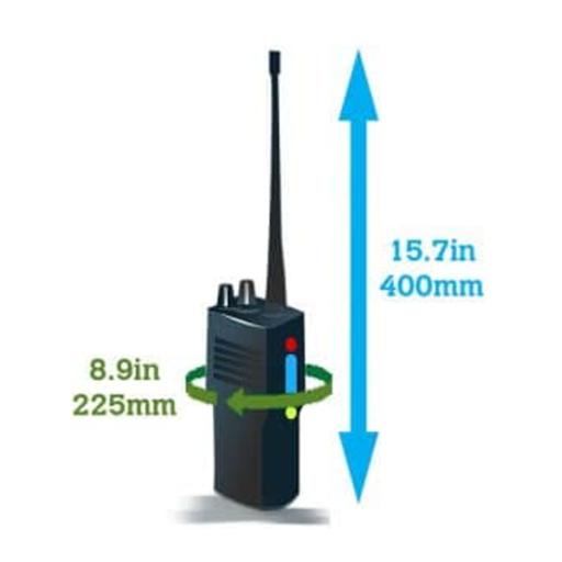 Aquapac VHF Classic Case – Large