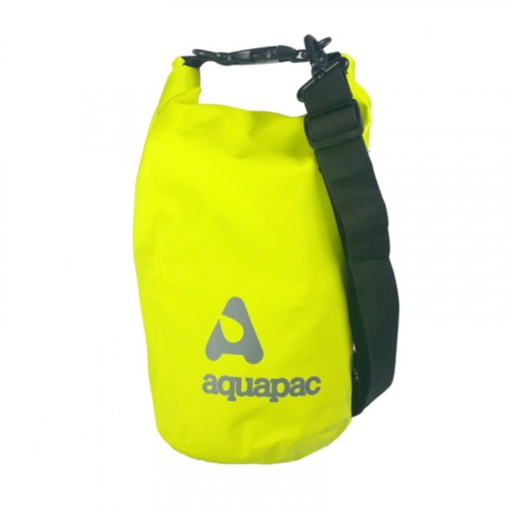 Aquapac Trailproof Drybag with Shoulder Strap – 7 L – Green