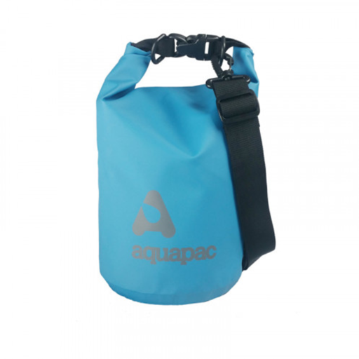Aquapac Trailproof Drybag with Shoulder Strap – 7 L – Blue