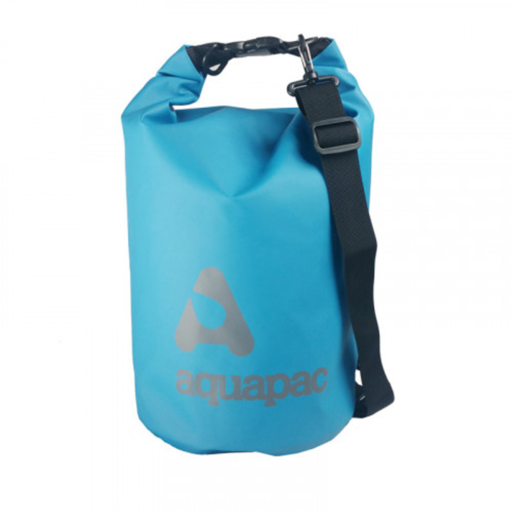 Aquapac Trailproof Drybag with Shoulder Strap – 15 L – Blue
