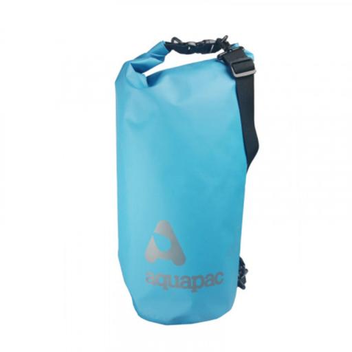 Aquapac Trailproof Drybag with Shoulder Strap – 25 L – Blue