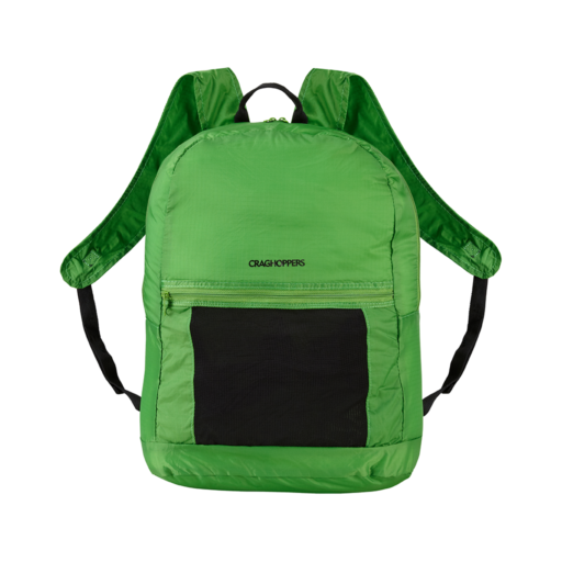 Craghoppers 3 in 1 Packaway Rucksack – Bright Green