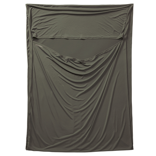 Craghoppers NosiLife Single Sleep Liner – Dark Khaki