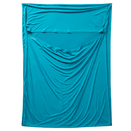Craghoppers NosiLife Single Sleep Liner – Lagoon
