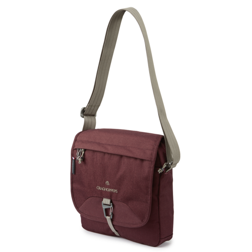 Craghoppers Cross Body Bag – Brick Red