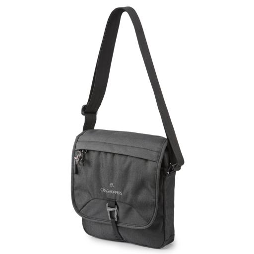 Craghoppers Cross Body Bag – Black
