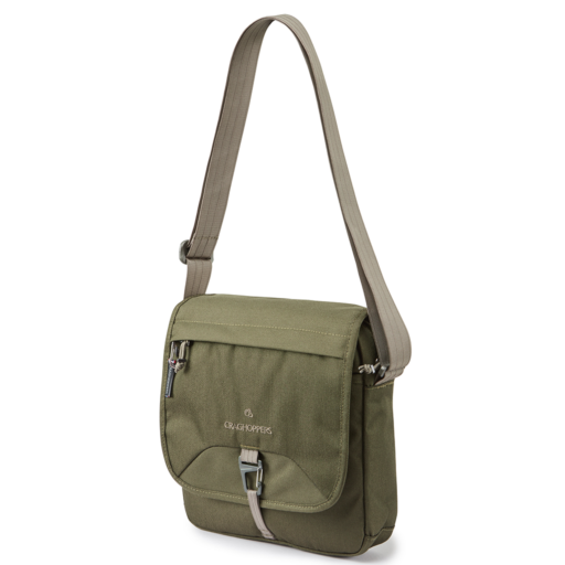 Craghoppers Cross Body Bag – Woodland Green