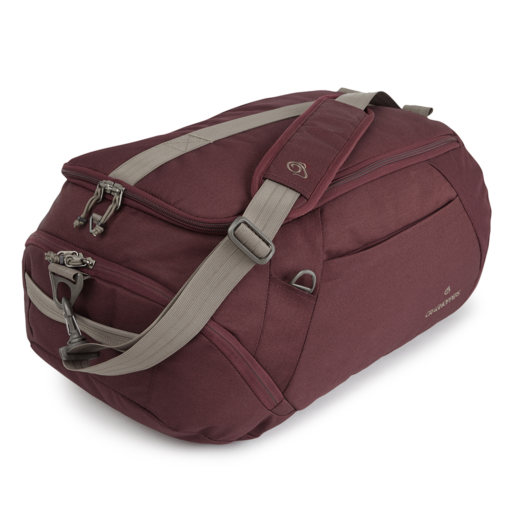 Craghoppers 40L Duffle – Brick Red