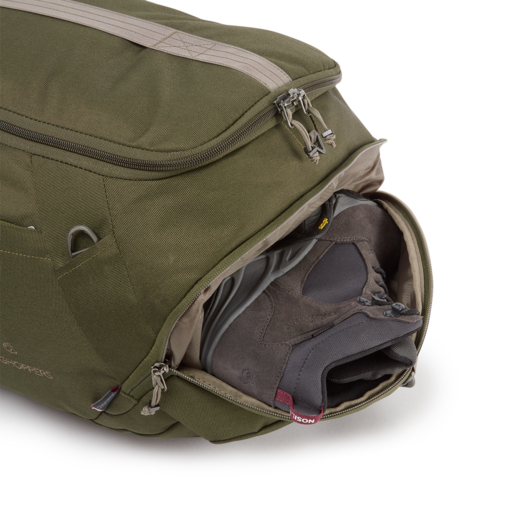 Craghoppers 40L Duffle – Woodland Green