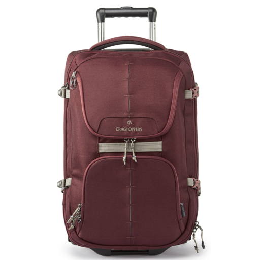 Craghoppers Wheelie 40L – Brick Red