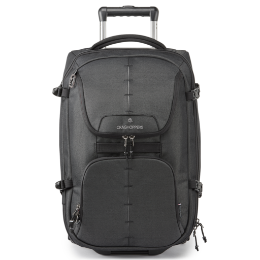 Craghoppers Wheelie 40L – Black