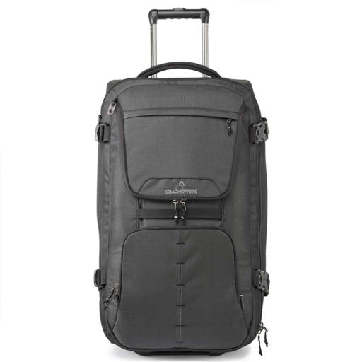Craghoppers Wheelie 70L – Black