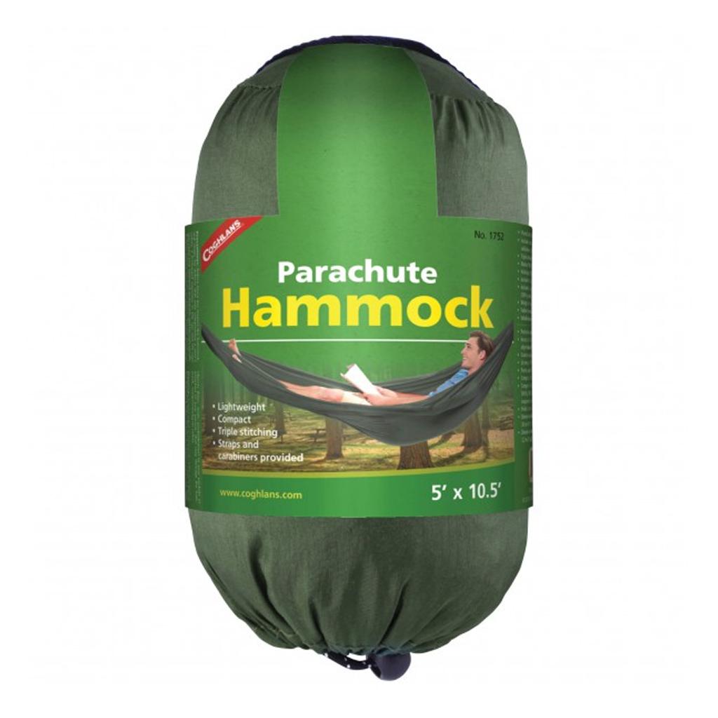 Coghlans Parachute Hammock - Green