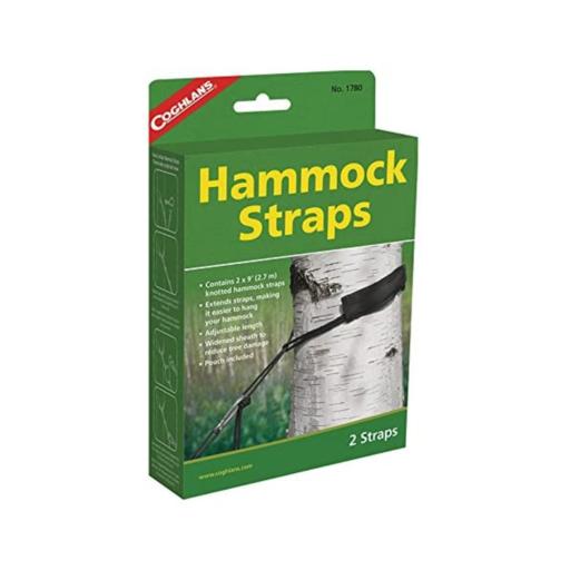 Coghlans Hammock Tree Straps