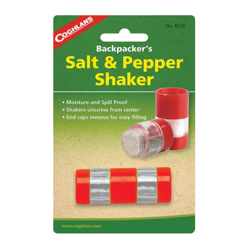 Coghlans Salt and Pepper Shaker