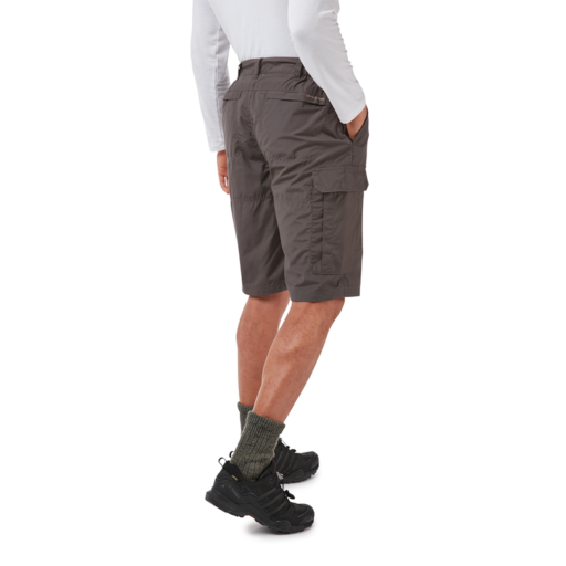 Craghoppers Kiwi Long Shorts – Bark