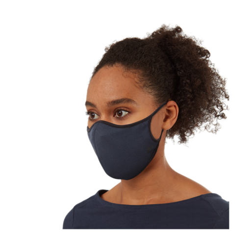 Craghoppers HEIQ Viroblock Face Covering – Blue Navy Marl