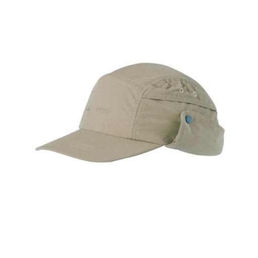 Craghoppers Nosilife Desert Hat – Pebble