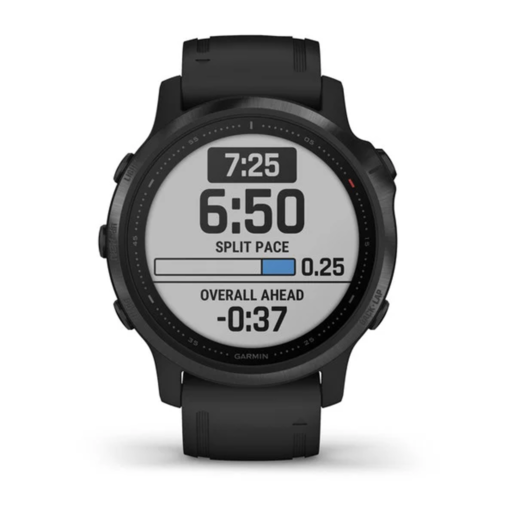 Garmin Fenix 6 Pro GPS Watch – Small – Black