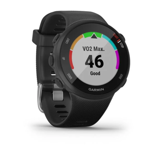 Garmin Forerunner 45 GPS Watch – Black