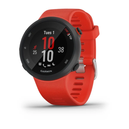 Garmin Forerunner 45 GPS Watch – Red