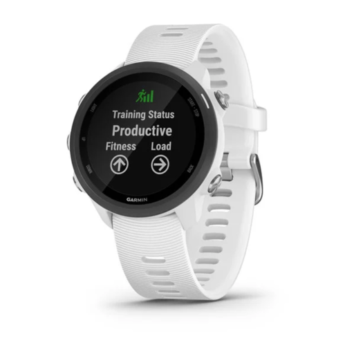 Garmin Forerunner 245 Music GPS Watch – White