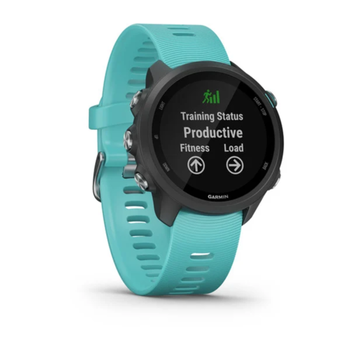 Garmin Forerunner 245 Music GPS Watch – Aqua