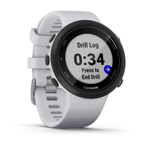 Garmin Swim 2 GPS Watch – White