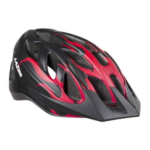 Lazer J1 Youth Helmet – Flames