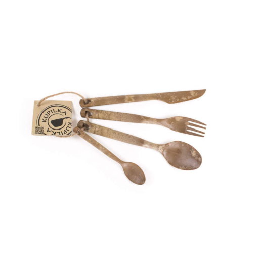 Kupilka Cutlery Set – Brown